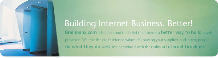 Building Internet Business. Better!